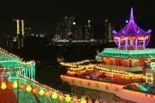 Kek Lok Si Chinese New Year