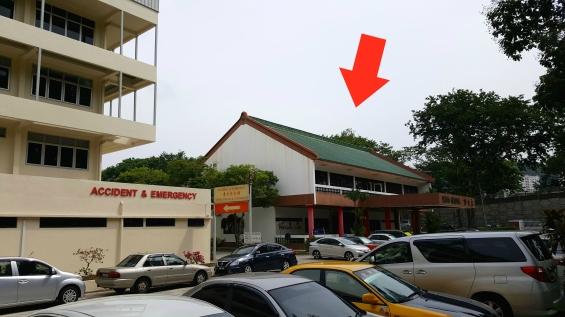 Lam Wah Ee building