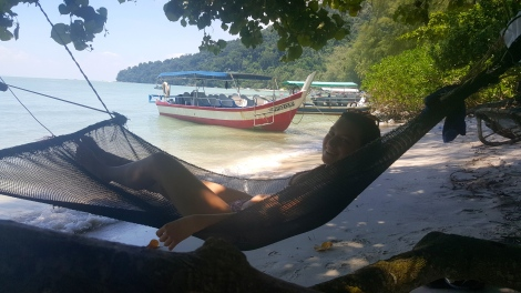 hammock-monkey-beach